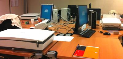 Prestation de numérisation/dématérialisation de documents, ESAT ETAI jacques henry, Vitry Sur Seine, IDF
