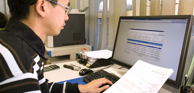 Prestation en gestion électronique de documents, bureautique et dématérialisation de documents, ESAT ETAI Jacques Henry, Vitry Sur Seine, IDF<br />